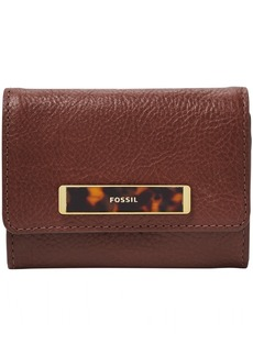 Fossil Rfid Blake Small Flap Wallet