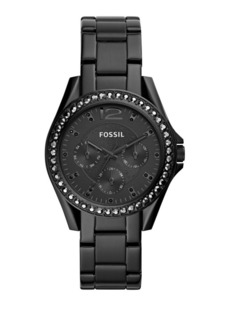 Fossil Riley Multifunction Stainless Steel Bracelet Watch
