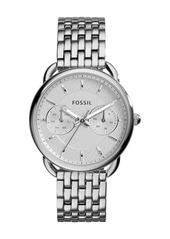 Fossil 'Tailor' Multifunction Bracelet Watch, 16mm