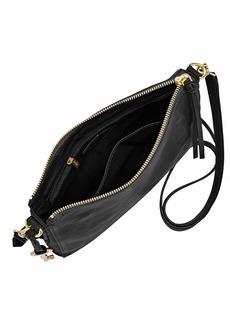 Fossil Women's Emma Leather Small Crossbody Handbag