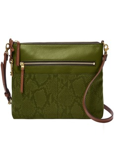 Fossil Women's Fiona Leather Crossbody