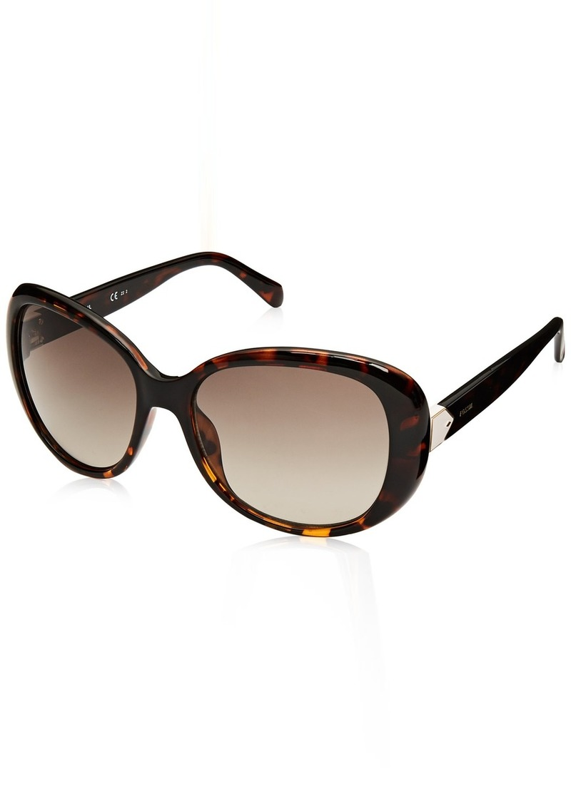 cd476a4dabcd Fossil Fossil Women's Fos 3080/s Oval Sunglasses | Sunglasses