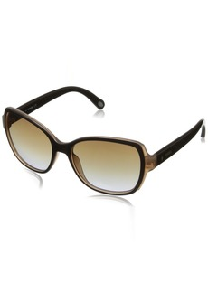 Fossil Women's FOS3004S Square Sunglasses