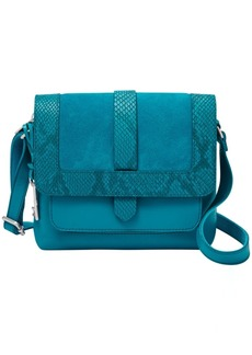 Fossil Women's Kinley Small Leather Crossbody
