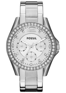 Fossil Women's Riley Stainless Steel Bracelet Watch 38mm ES3202