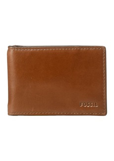 Fossil Hugh Front Pocket Wallet Bifold
