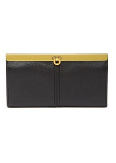 Fossil Kayla Leather Clutch