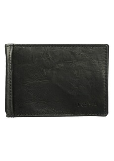Fossil Neel Money Clip Bifold