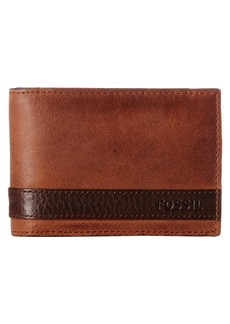 Fossil Quinn Money Clip Bifold