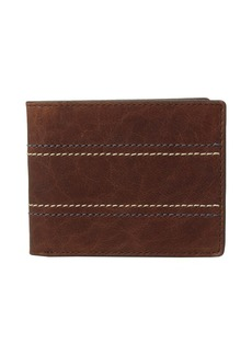Fossil Reese Bifold with Flip ID