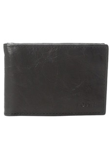 Fossil RFID Ingram Money Clip Bifold