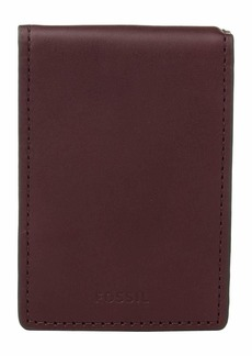 Fossil Tate Money Clip Bifold