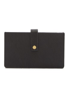 Fossil Vale Leather Tab Wallet