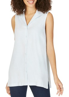Foxcroft Arquette Sleeveless Tunic Shirt
