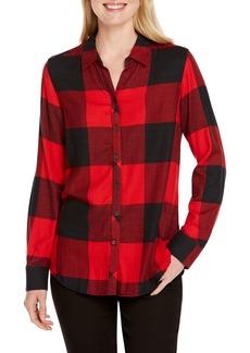 Foxcroft Buffalo Plaid Shirt