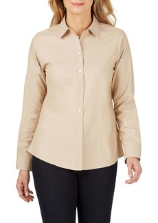 Foxcroft Dianna Non-Iron Cotton Shirt