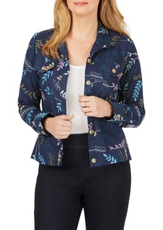 Foxcroft Embroidered Jacket