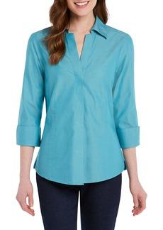 3850529ce9c Foxcroft Foxcroft Faith Anderson Tartan Shirt | Casual Shirts