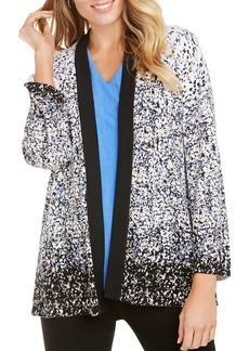Foxcroft Florence Ombr� Dot Cardigan