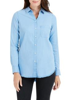 Foxcroft Haven Tencel® Lyocell Shirt