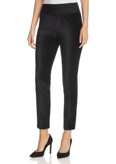 Foxcroft Nina Slimming Velvet Pants