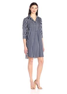 Foxcroft Women's 3/4 Sleeve Nikki  Non Iron Dress