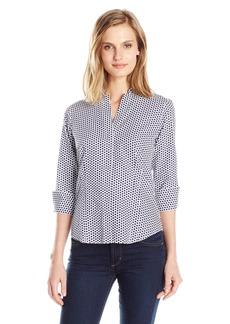 Foxcroft Women's 3/4 Sleeve Taylor Non Iron Shirt