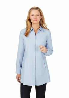 Foxcroft Women's Cici Essential Non-Iron Tunic