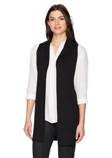Foxcroft Women's Jodi Sweater Vest  L
