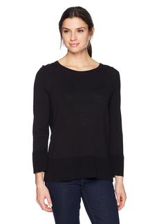 Foxcroft Women's Leda Rib Sweater