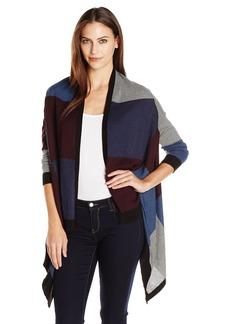 Foxcroft Women's Long Sleeve Open Cardigan