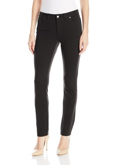 Foxcroft Women's Marni Solid Ponte Pant
