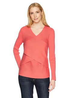 Foxcroft Women's Silvia Waist Wrap Sweater