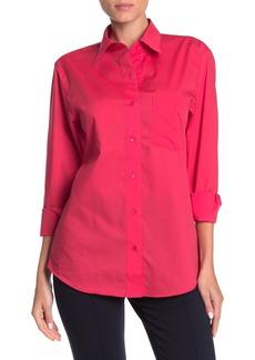 Foxcroft Barbara Long Sleeve Shirt