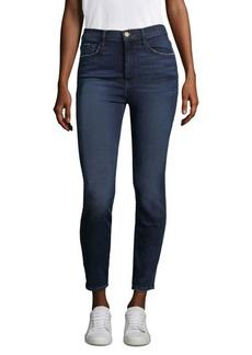 FRAME Ali High Rise Cigarette Skinny Jeans
