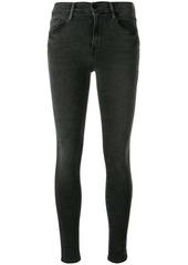 FRAME Ali high rise skirt jeans