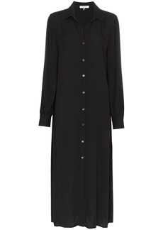 FRAME button down shirt dress