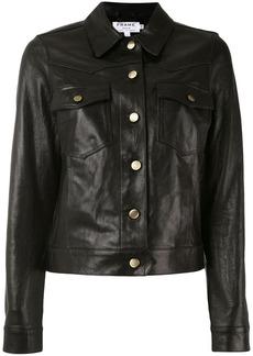 FRAME buttoned jacket
