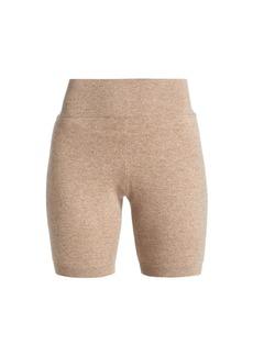 FRAME Cashmere & Wool Bike Shorts