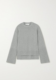 FRAME Cashmere And Wool-blend Sweater