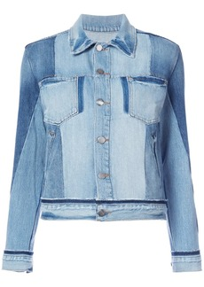 FRAME chest pockets denim jacket