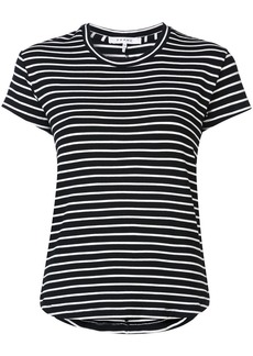 FRAME classic striped T-shirt
