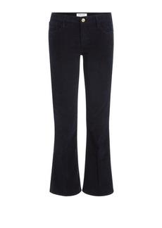 FRAME Cropped Corduroy Pants