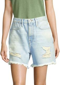 FRAME Denim Bermuda Shorts