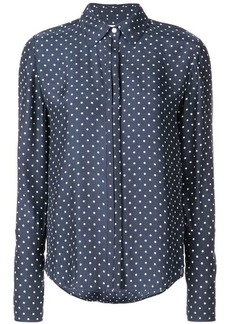 FRAME dotted shirt