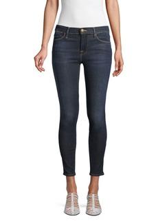 FRAME Edgeware Skinny Jeans