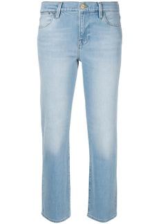 FRAME faded slim jeans