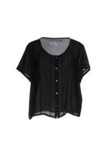 FRAME - Solid color shirts & blouses