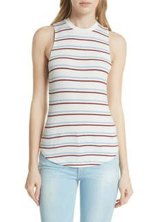 FRAME '70s Stripe Fitted Tank