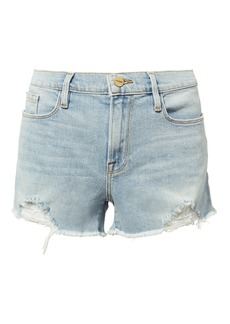FRAME Le Cutoff Forton Shorts